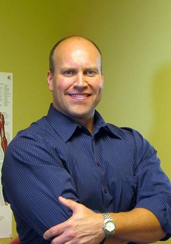 Chiropractor Kelowna BC Dan Krueger